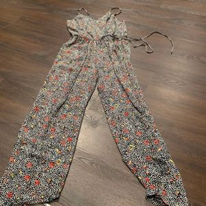 M Elevenses from Anthropologie Jumpsuit